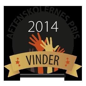 Årets aftenskole pris 2014 - LOF Midtjylland